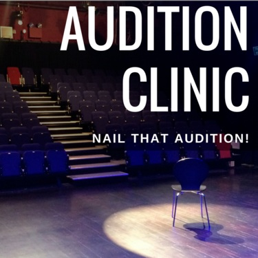 """Nail That Audition"" Theatre Clinic   Tuition:  $125   Aug. 12th-16th   ages 6+ 10:00 a.m. - 12:00 p.m.   ages 12+  12:30-2:30 p.m.    SALE* Pick two consecutive camps and stay for lunch in between. Use coupon code PICK-TWO to receive $40 off your second camp! Can be paired with Choreography Workshop. (Recommended)    Auditioning is one of the greatest hurdles that every young actor will have to learn to overcome. The very idea of an audition can keep many students from having amazing experiences and achieving their personal potential. Prepare for the upcoming semester with this Audition clinic! Students will learn valuable techniques and polish their skills. We will arrange for students to have professional headshots taken, help them with creating a resume and putting together their ""repertoire"" book! The session will end with constructive mock audition with a panel of professionals!"
