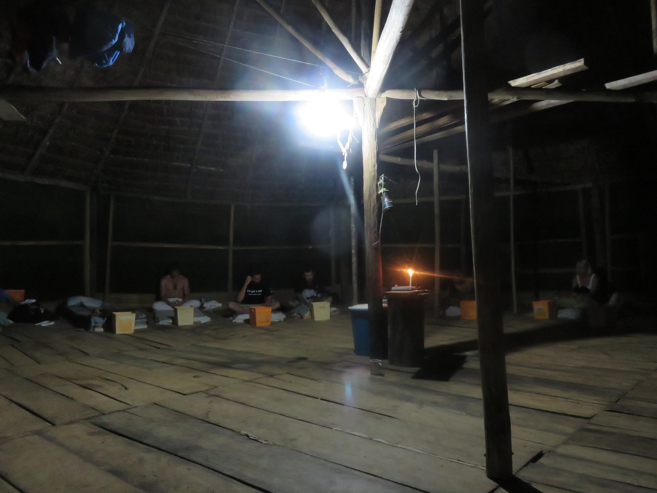 My final Ayahuasca ceremony