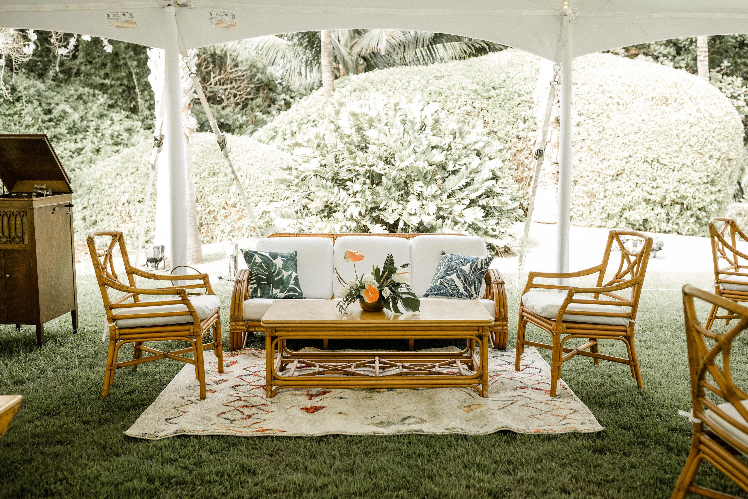 Kawaii Rentals - Lounge and decor