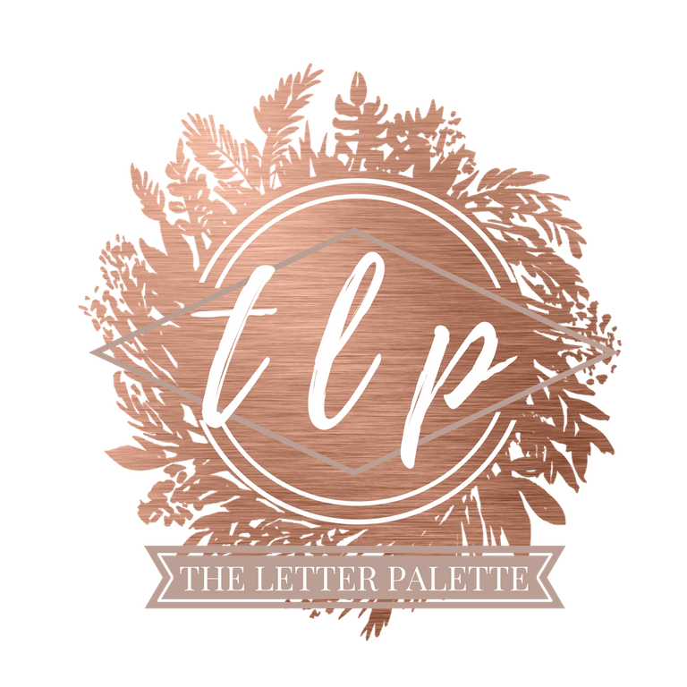 The Letter Palette - custom signs, invitations, menus, cake toppers