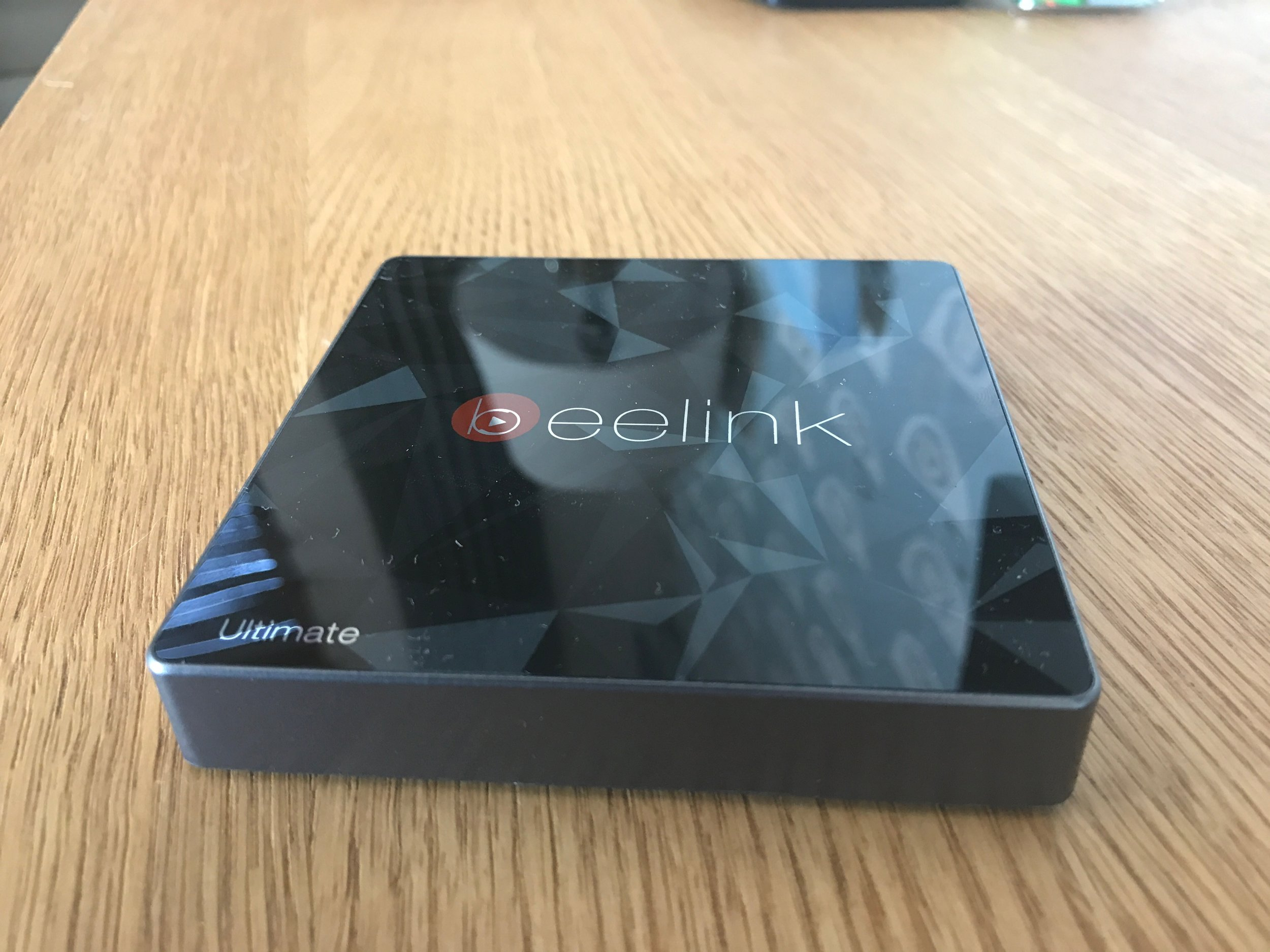 The Beelink Ultimate.