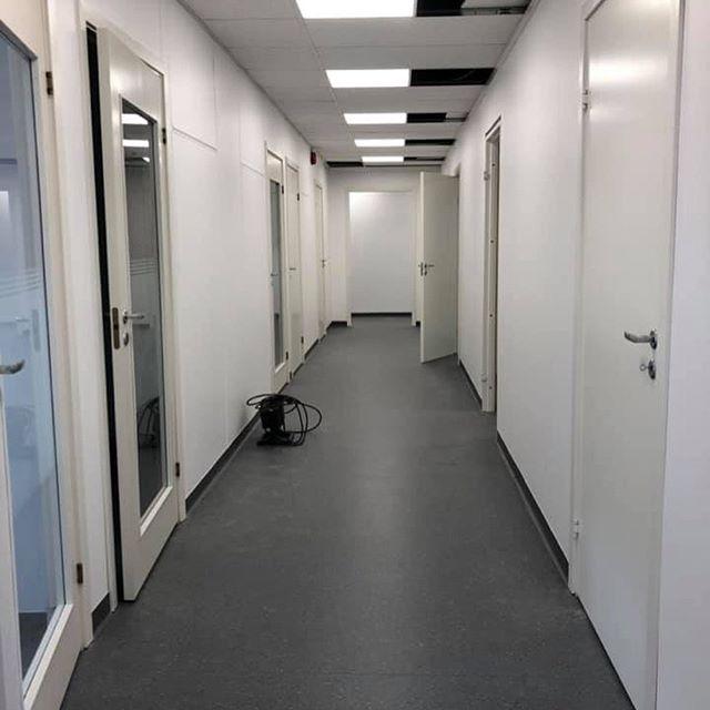 Ny klinikk snart klar!  Fra 1. august er adressen vår Hyggenveien 35. #norway #veterinarymedicine #dog #cat
