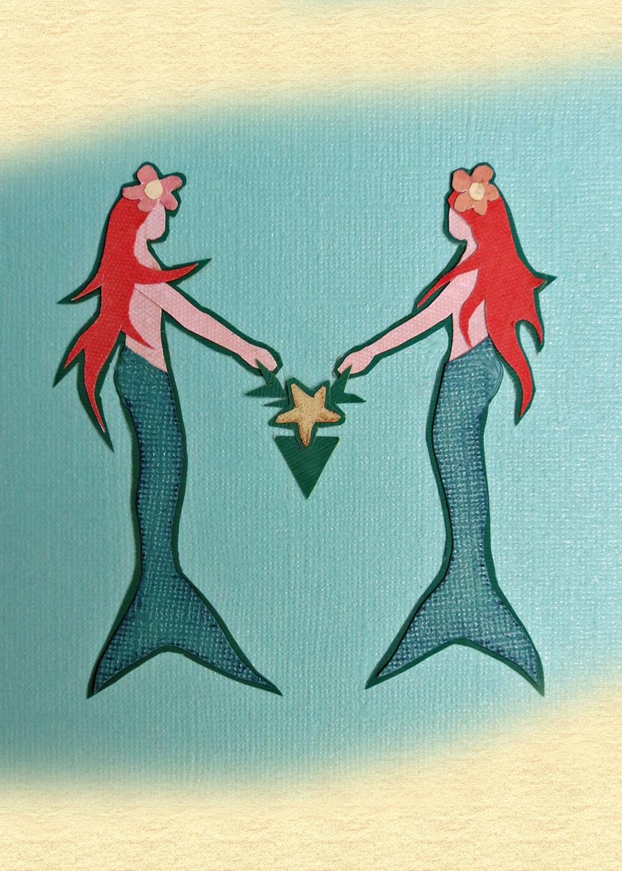 Letter M Mermaids