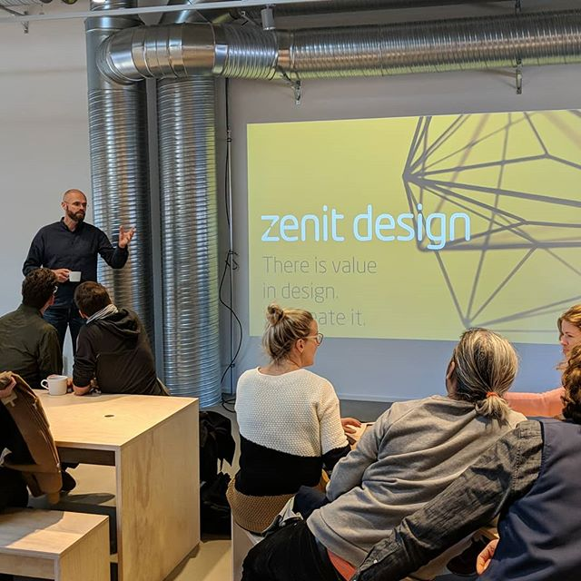 Design for Innovation height by the Zenit Design & Packbridge w/ @zenitdesign.se #040x040