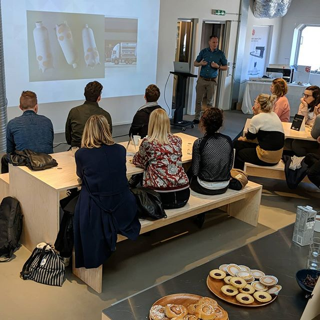 #040x040 learning about packaging innovation w/ @zenitdesign.se
