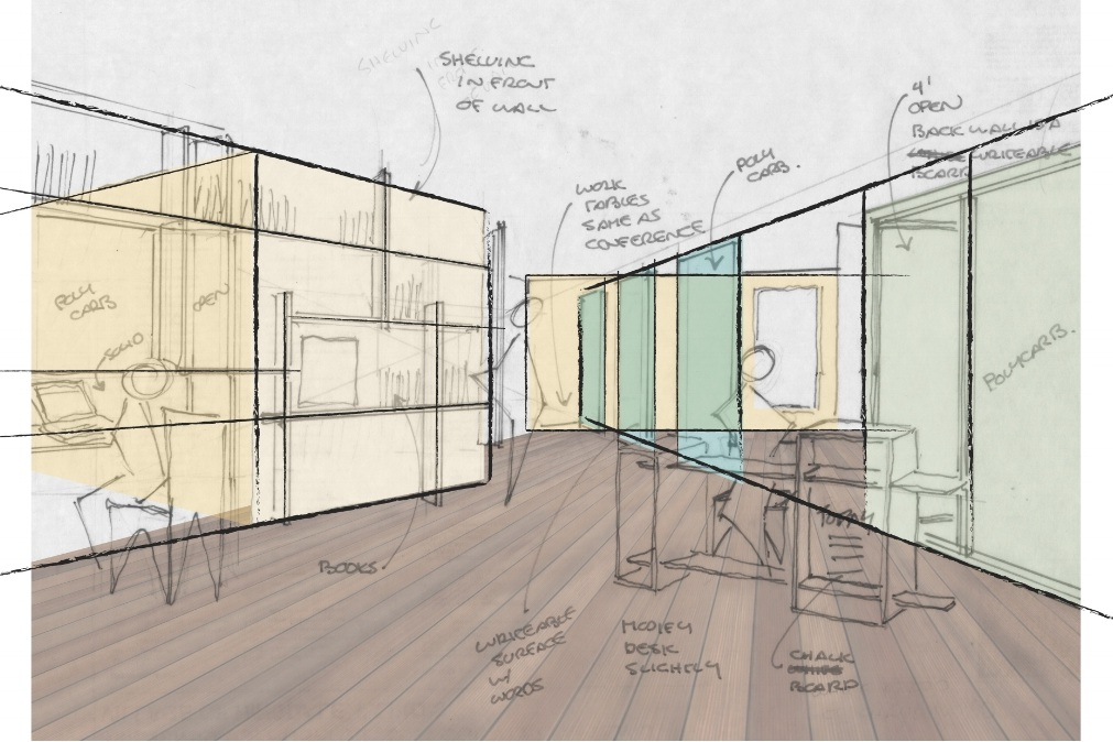 02 DESIGN - The multidisciplinary nature of our practice gives us a comprehensive understanding of the role of architecture, design and planning at every scale. In all of our work, we seek to bolster and strengthen the surrounding communities, expanding the impact of architecture beyond the building, space, or product. After initial discussions with key stakeholders, we formulate a design approach that meets their environmental, social, and functional needs. Through our collaborative process, the implementation of the project, and the design of the environment, we seek to play a role in building healthy, vibrant communities. Because we see the impact that architecture can have at every scale, our body of work is varied and includes:- Cultural Institutions- Business Accelerators- Incubation Hubs- Retail + Commercial Design- Multi-Family Residential Projects- Mixed Use Buildings- Academic Buildings- Museums + Exhibition Design- Temporary Activation + Implementation- Product Design