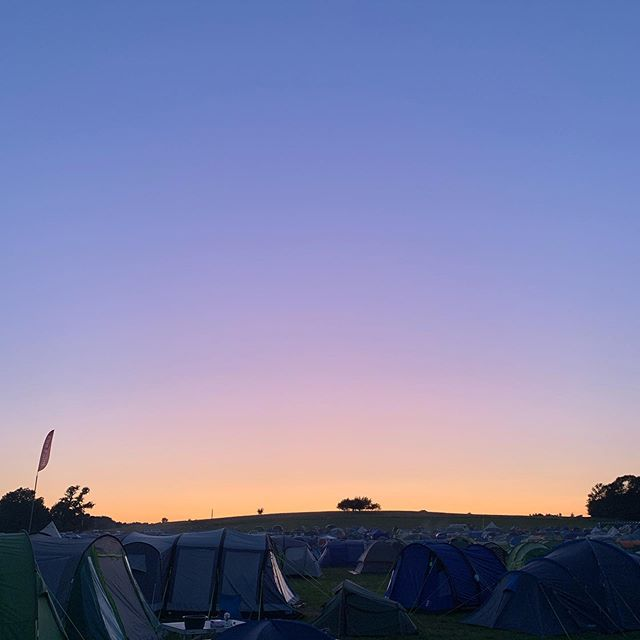 First time at @davids_tent.  It will now be a yearly part of my summer.  Words cannot express (after several times trying and failing) that which I received over this bank holiday weekend and that which I will now orientate the rhythms of my life around.  Jesus is just so beautiful.  I also actually bought a tent for the first time and a portable stove to cook my super noodles, basically i'm now the next @beargrylls 😎 🏕 😎  #pastansauce #supernoodles #bbqbeefwasmyfavourite  #dt19uk #bornsurvivor