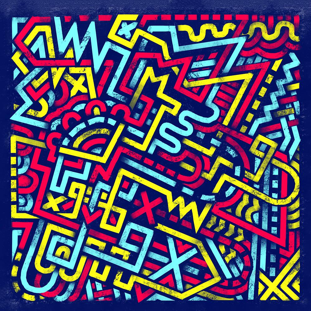 Digital Drawing: 6X