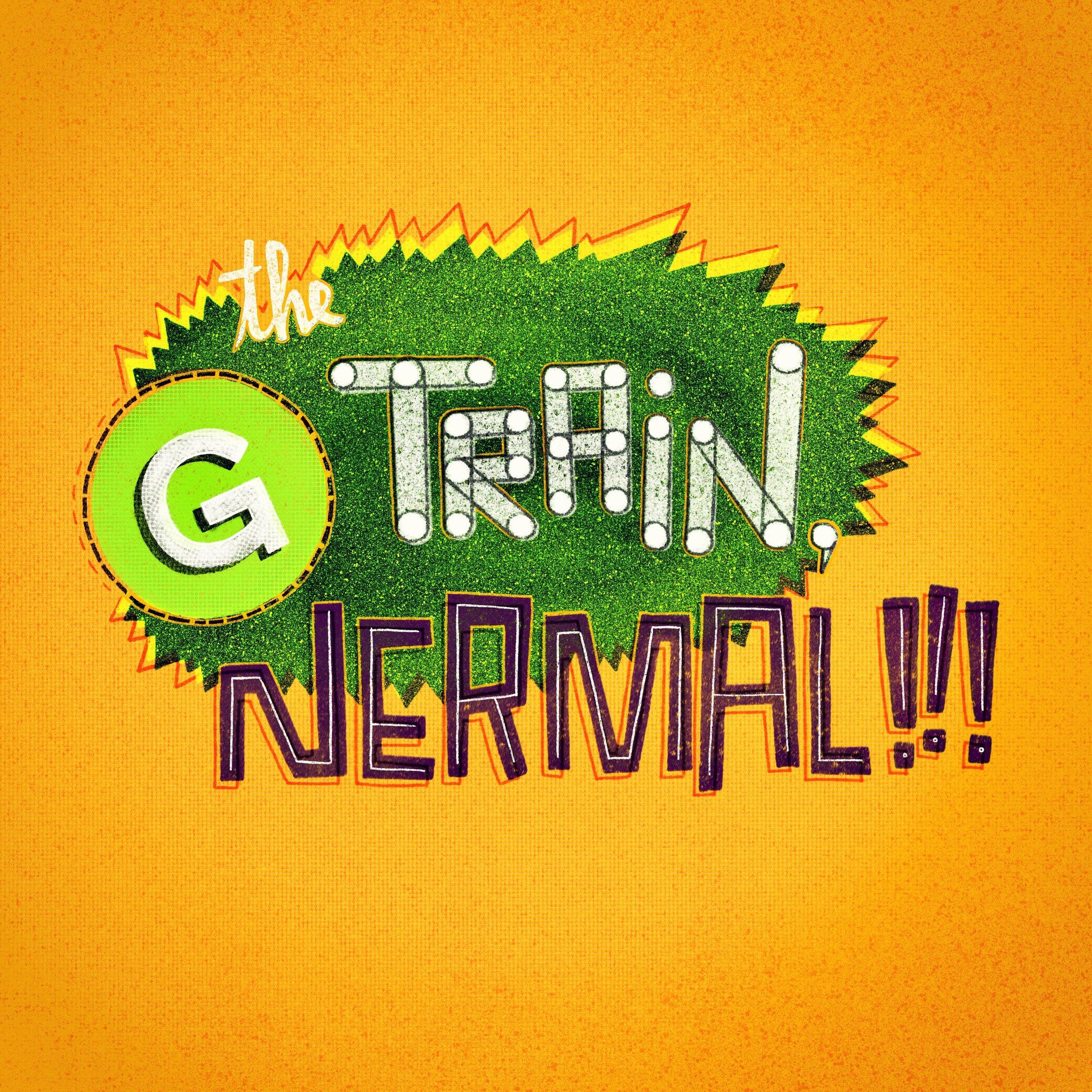 Tracy Jordan's Childhood Memories: G Train