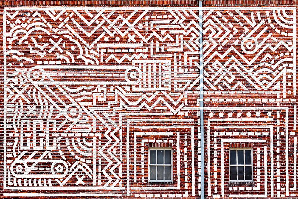 Concept • Brick mural