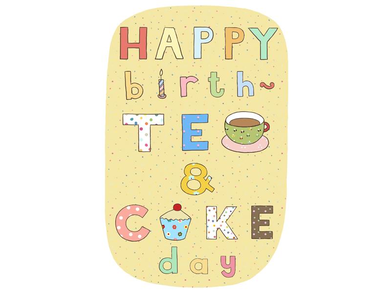 tea and cake fiona miles