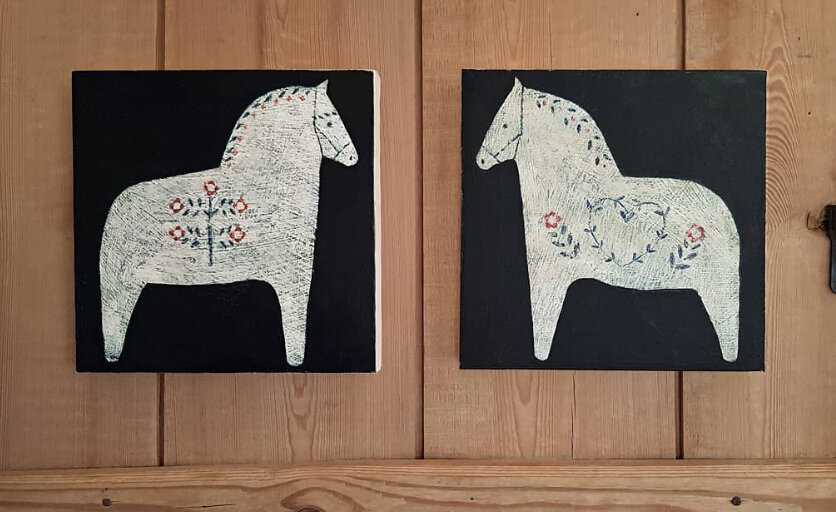 ikea dala horses fiona miles.jpg