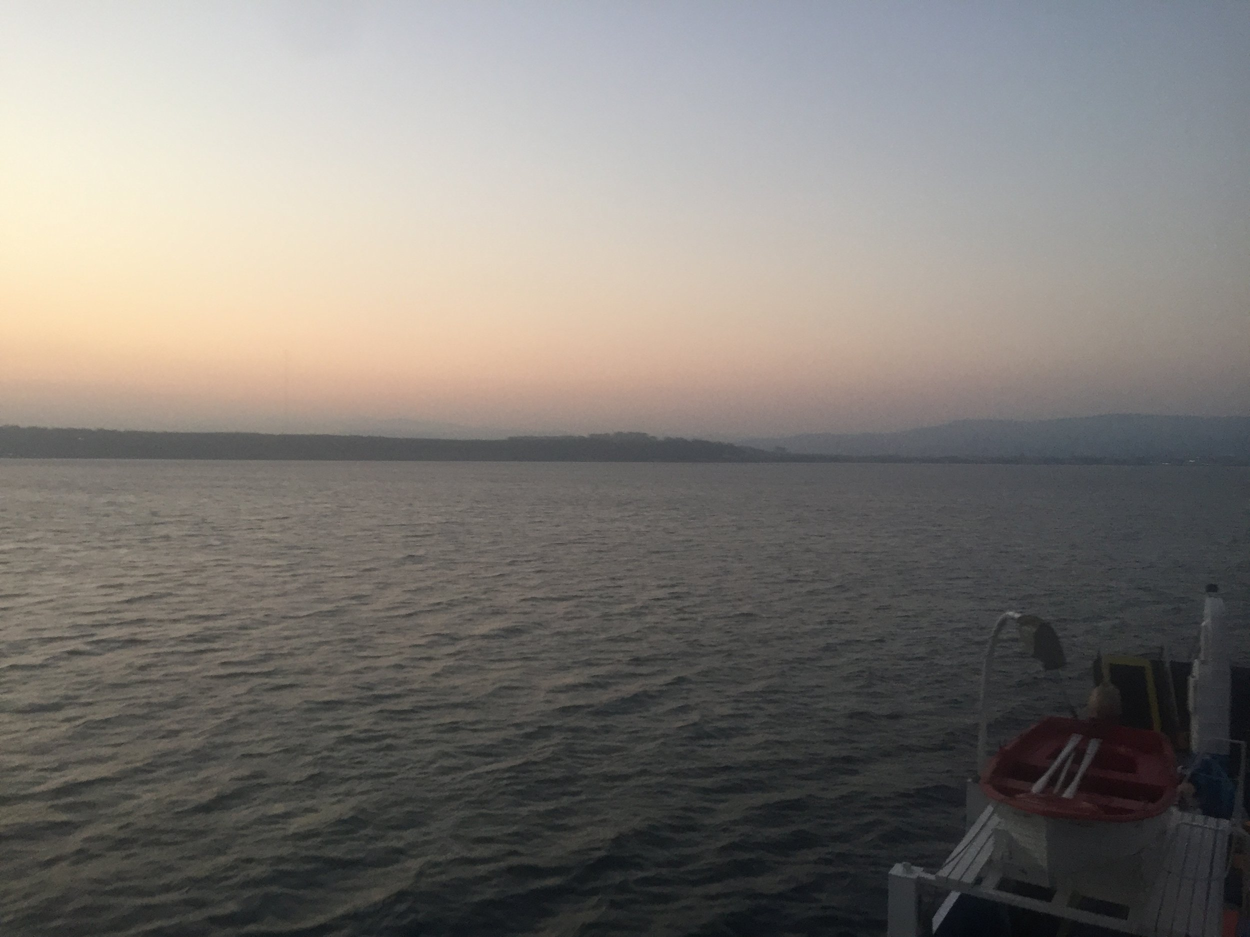 Ferry to Canakkale!
