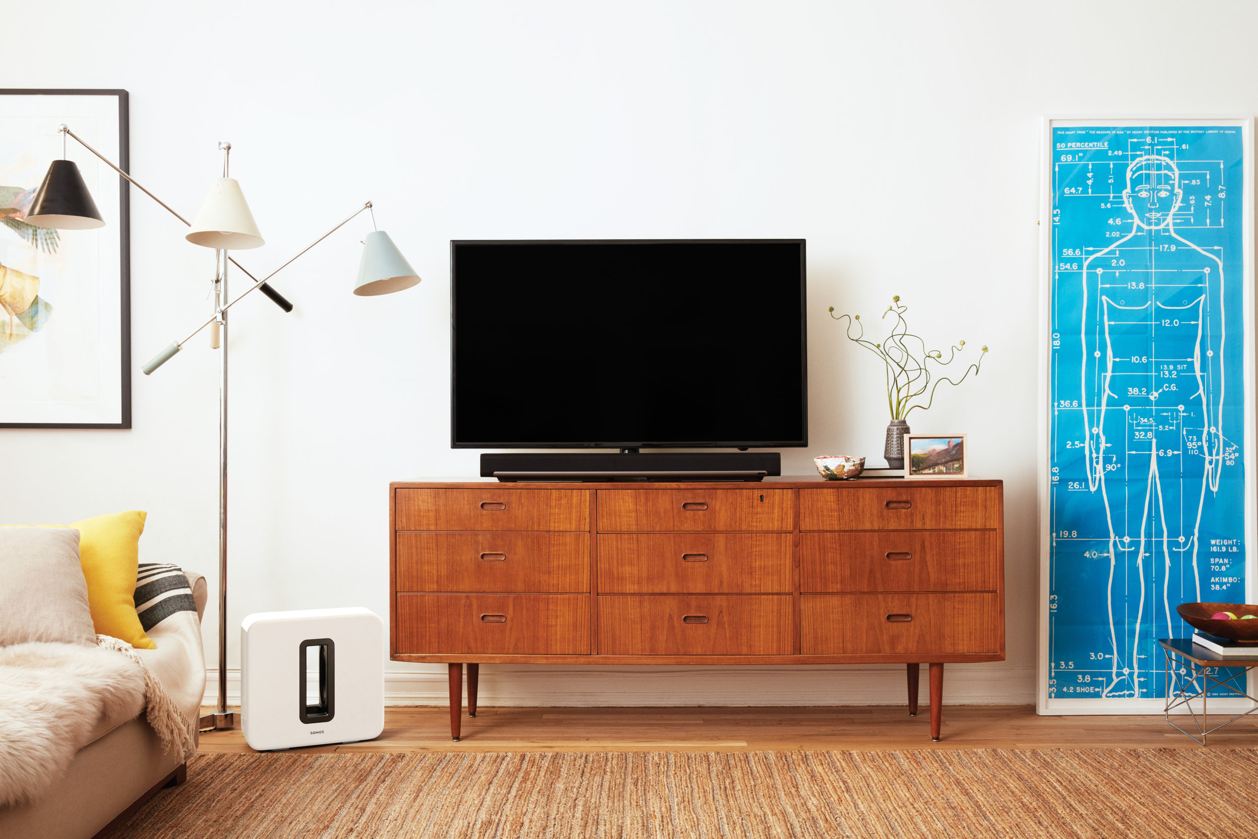 Sonos Playbar and Sub
