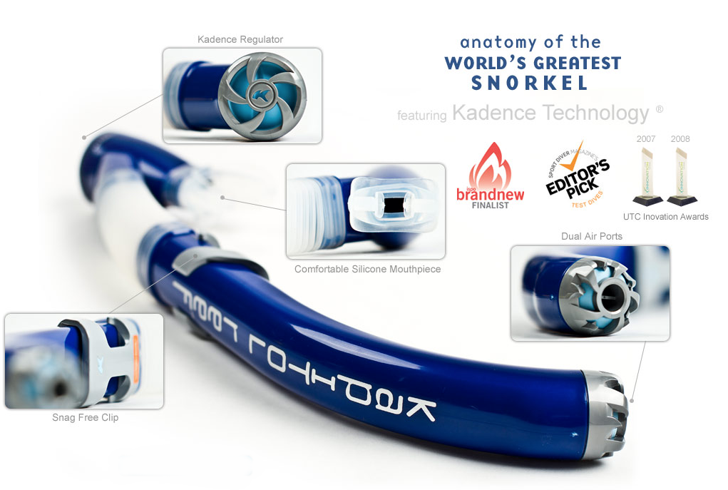 Kapitol Reef Snorkel Kadence Technology