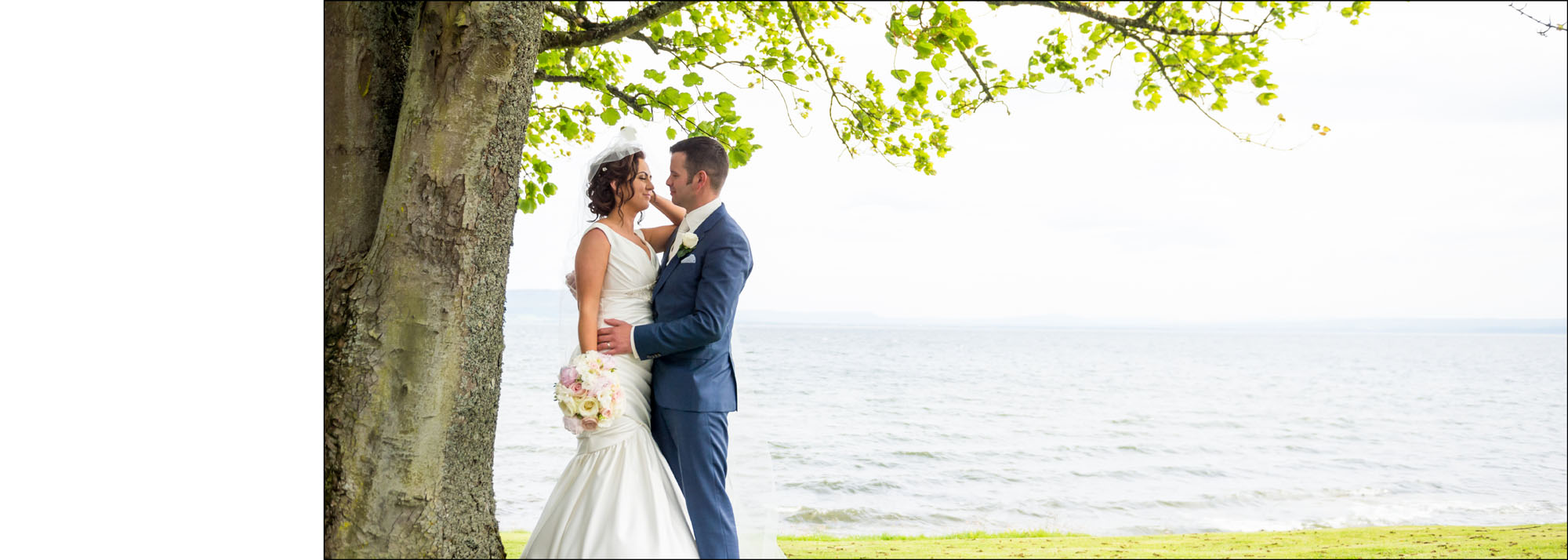 Michelle and Crawford   Ballyliffin Lodge Hotel