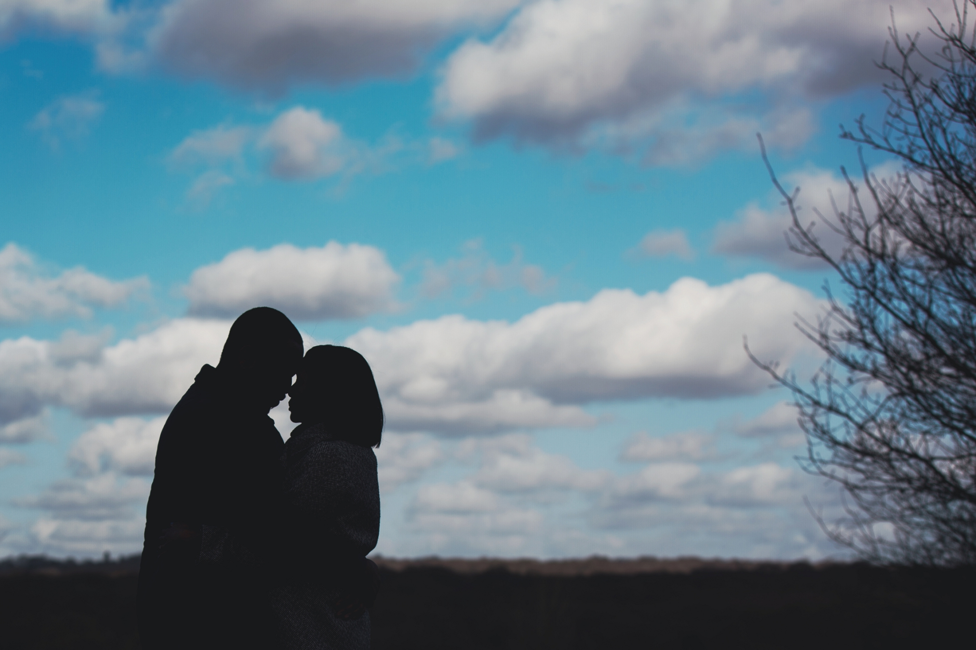 Epping Forest Engagement Shoot