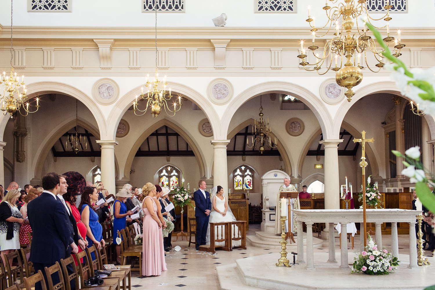 Brentwood Cathedral Wedding Photographer
