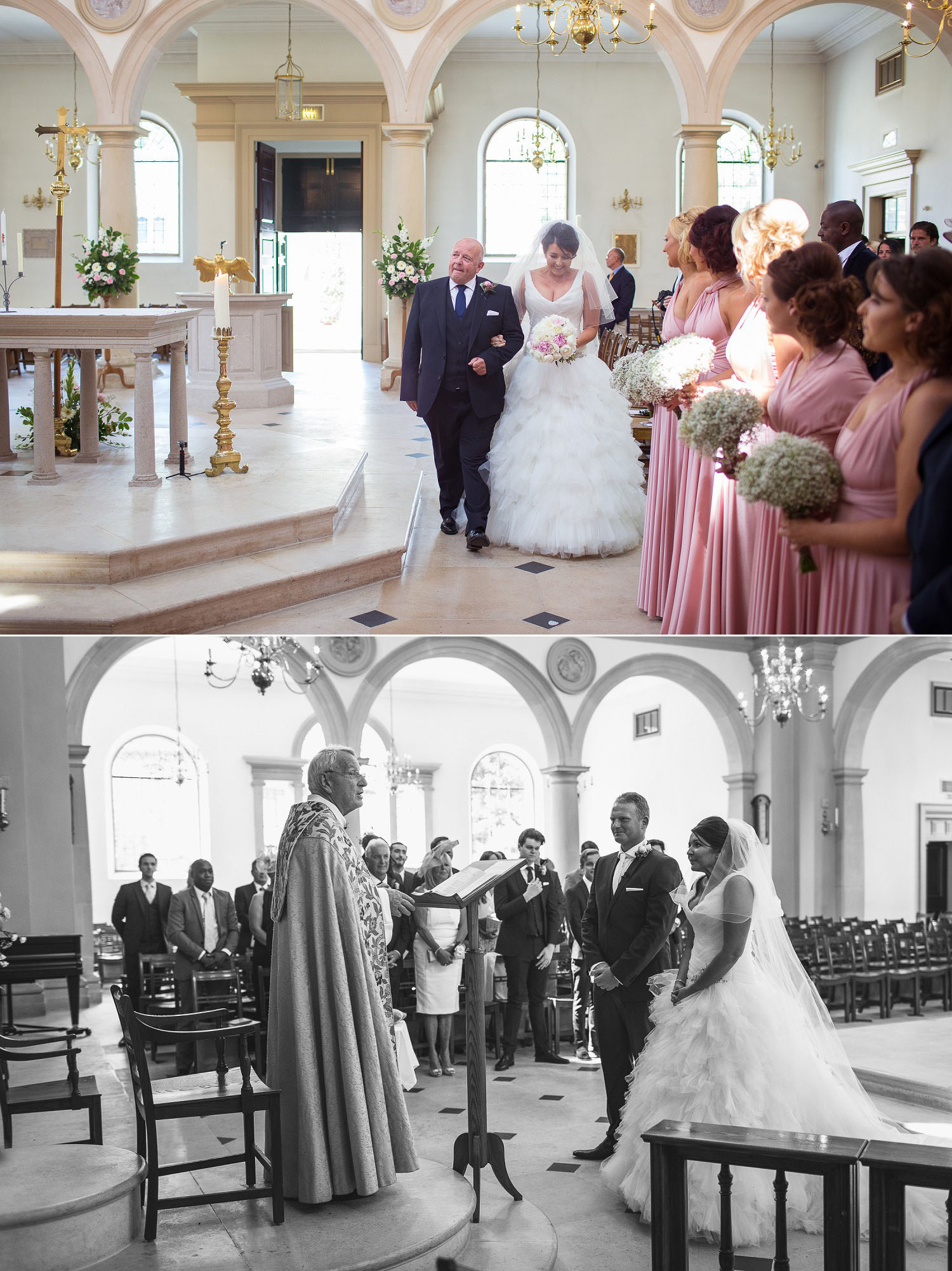 Brentwood Cathedral Wedding - Wedding Photographer Essex