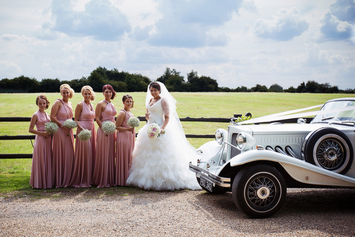 Old Brook Barn Wedding - Essex Wedding Photographer