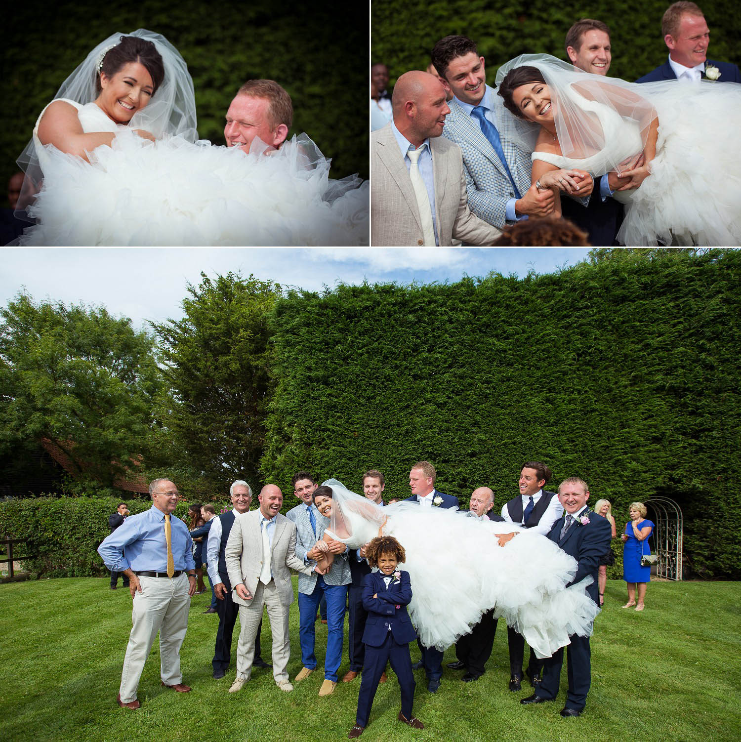 Wedding at Old Brook Barn - Anesta Broad Photography