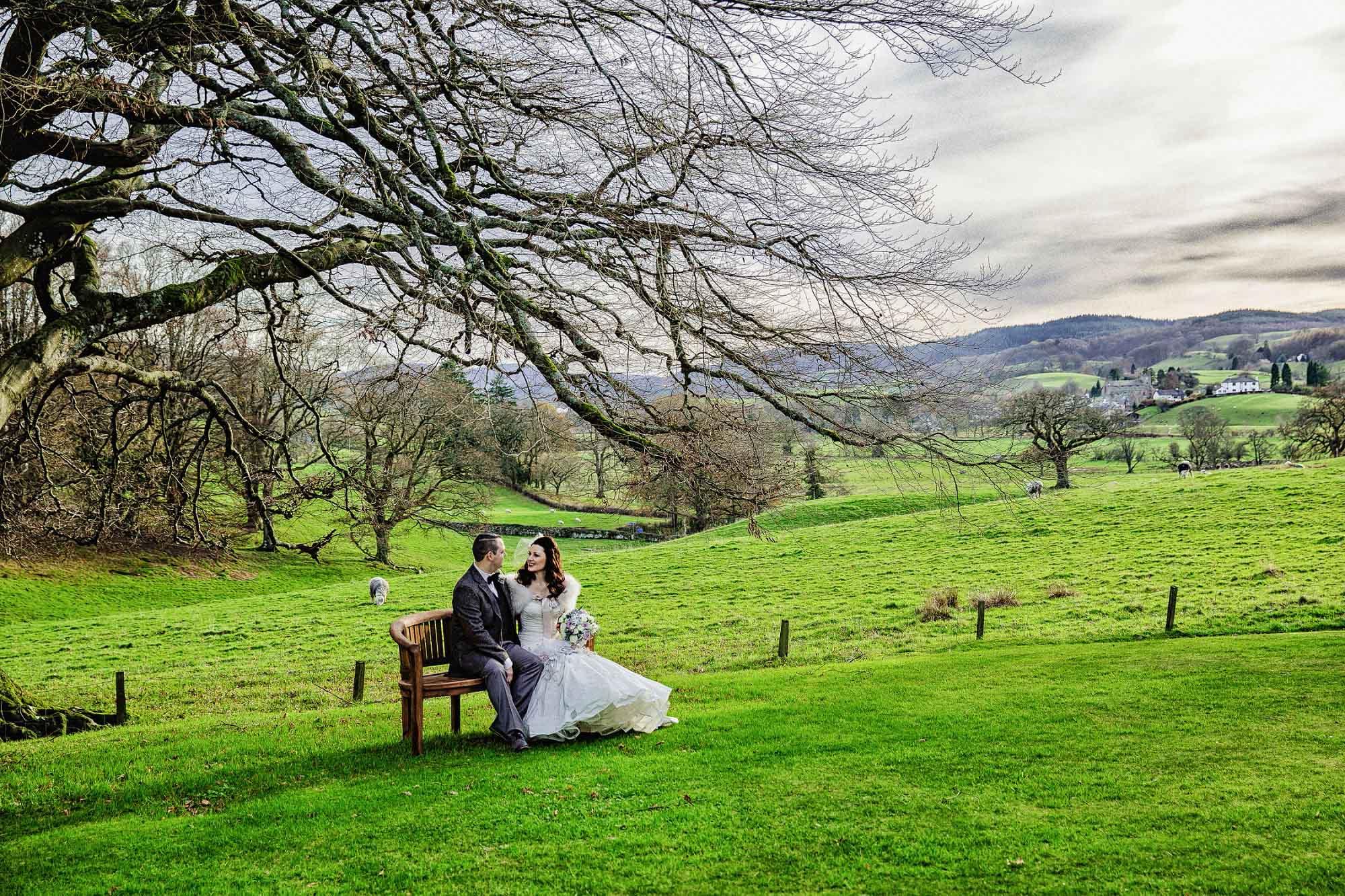 Belmont Cumbria Wedding Photographer