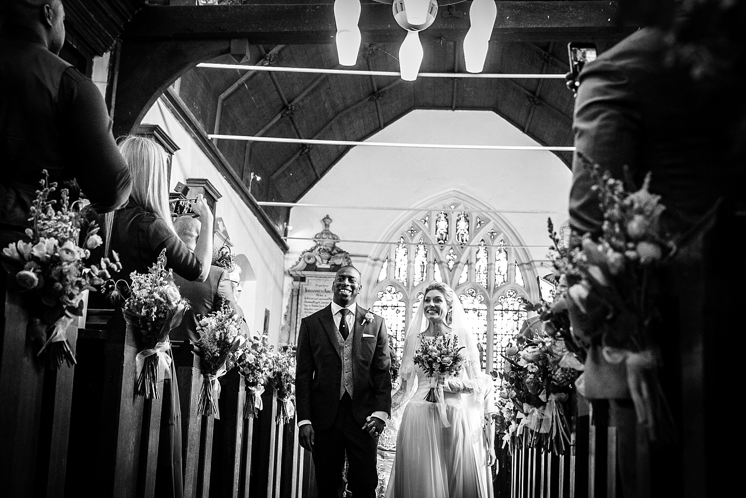 Gaynes Park Wedding Photographer - Anesta Broad Photography