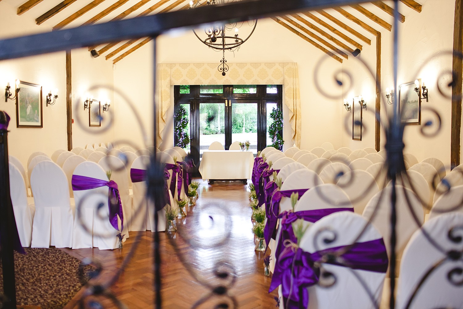 Crondon Park Weddings - Ceremony Room