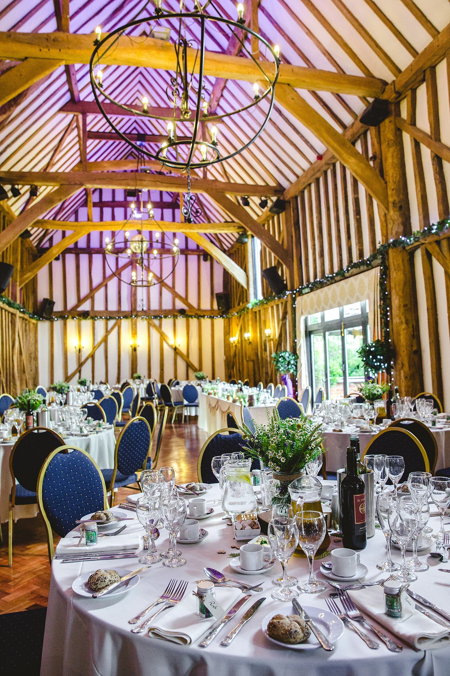 Crondon Park Wedding - Essex Barn Wedding Venue