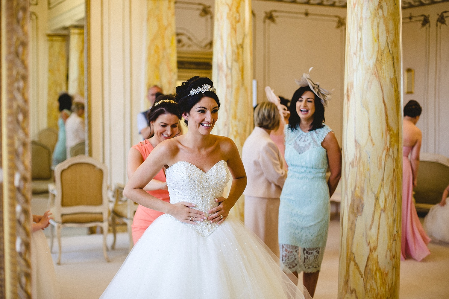 Essex Wedding Photographer - Gosfield Hall Wedding