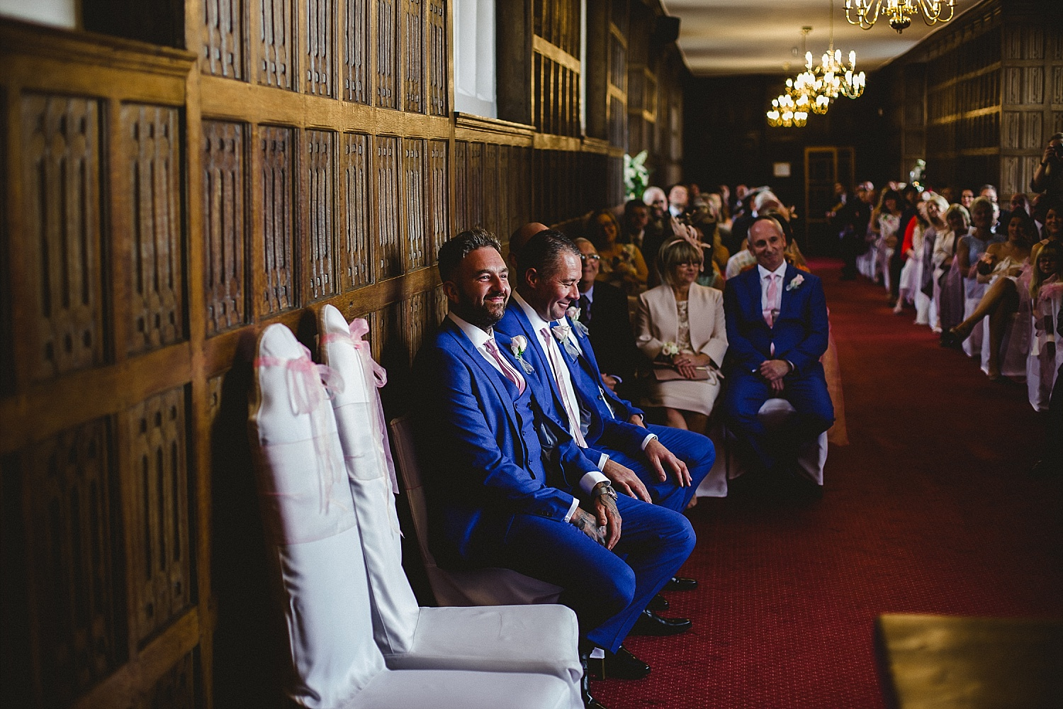 Gosfield Hall Wedding - Anesta Broad Photography