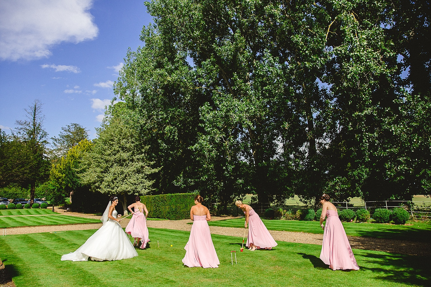 Wedding Photographer Essex - Gosfield Hall Wedding - Bridesmaids