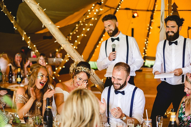 North Hill Farm Festival Wedding Photographer