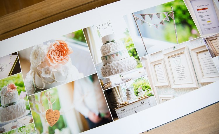 Wedding Albums — Anesta Broad Photography