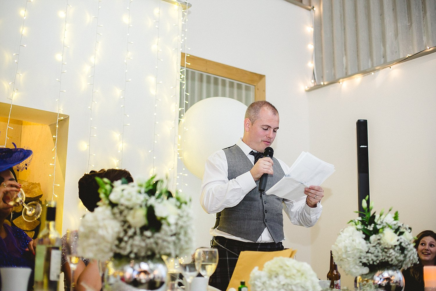 Houchins Essex Wedding - Best Man Speech