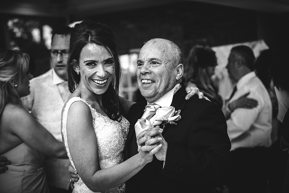 Friern Manor Wedding Photographer Father and Daughter Dance