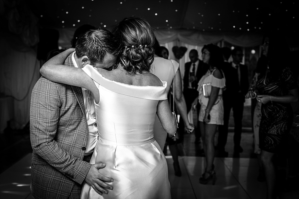 Moor Hall Wedding Photographer Couple Dancing