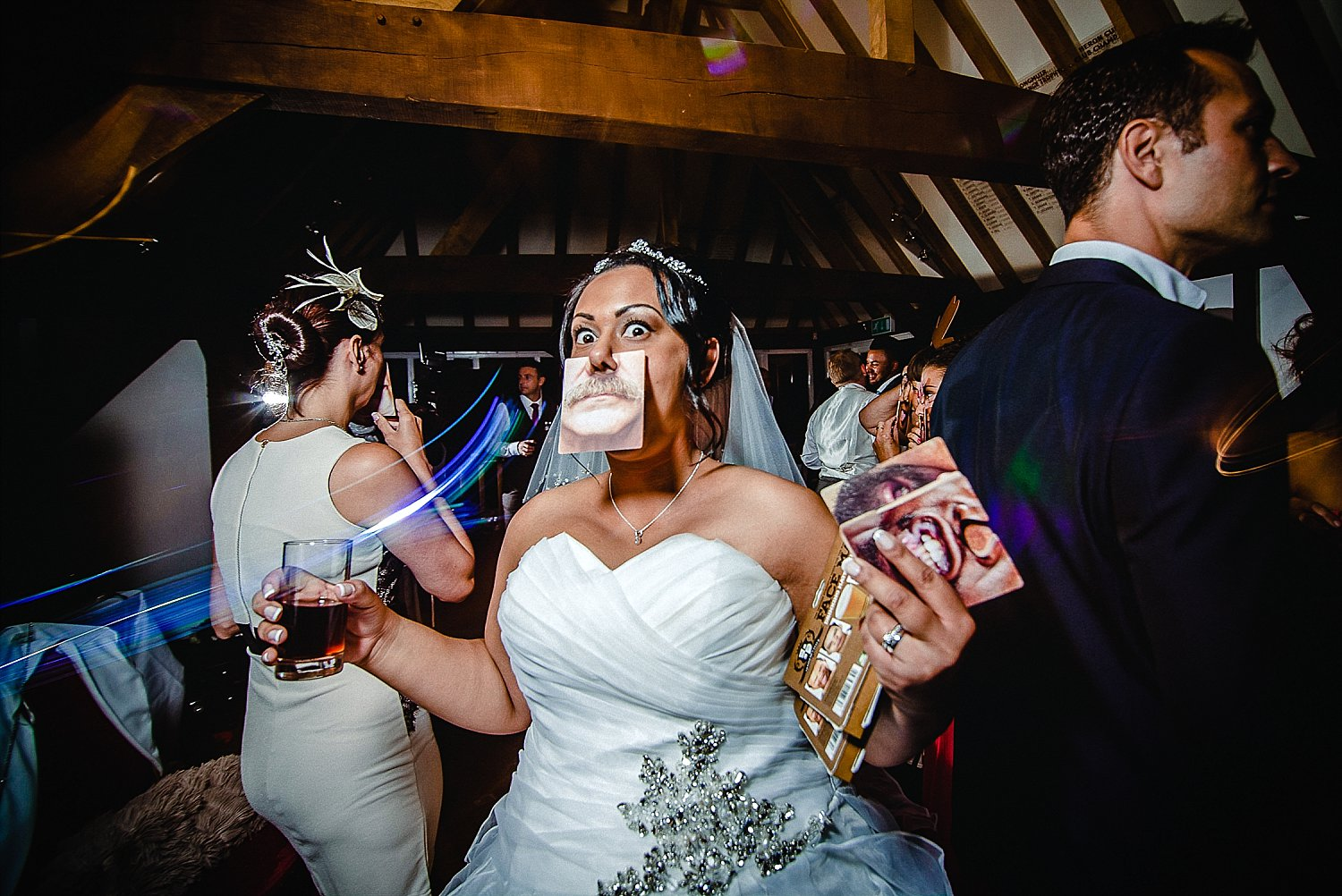 South Essex Golf Club Wedding Bride Dancing
