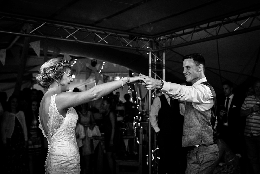 North Hill Hertfordshire Wedding Photographer First Dance