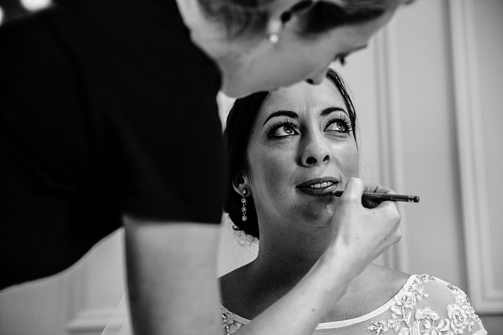 The Langham Hotel London Wedding - Bridal Prep