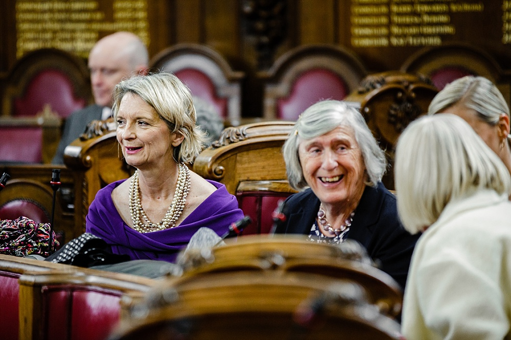 Islington Town Hall Wedding - Ceremony Guests