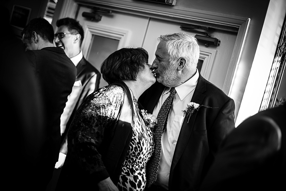 Islington Town Hall London Wedding Reception Drinks