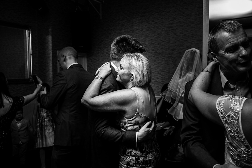 The Chapel London Wedding - Islington Town Hall Wedding Photographer - Dancefloor