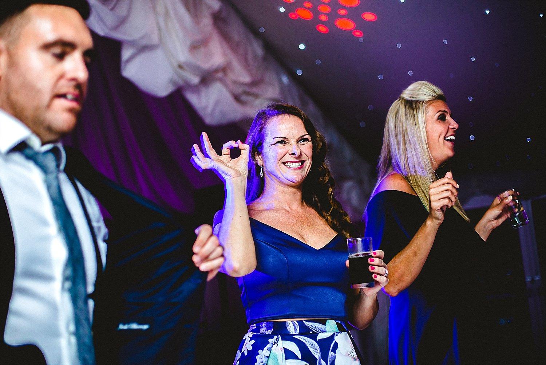 Moor Hall Wedding - Essex Wedding Photographer - Dancefloor