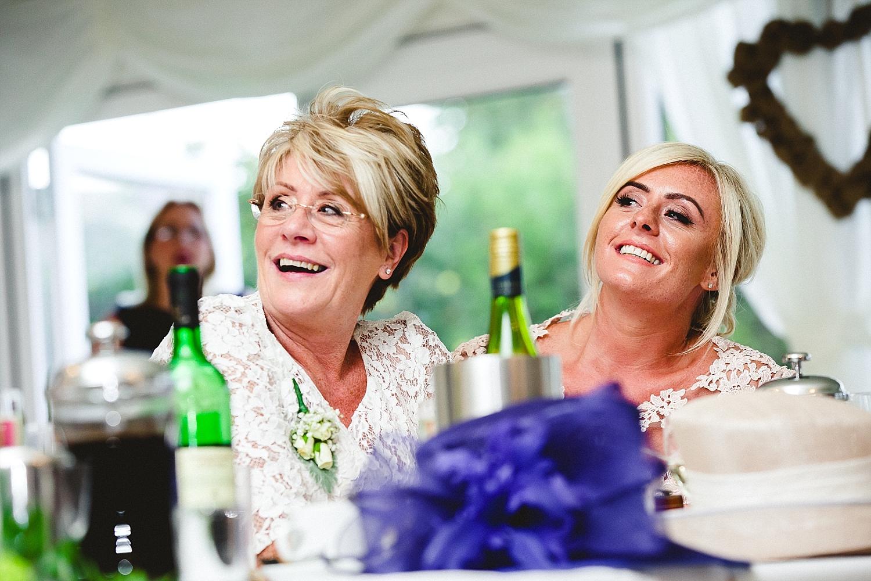 Moor Hall Essex Wedding Photographer - Speeches