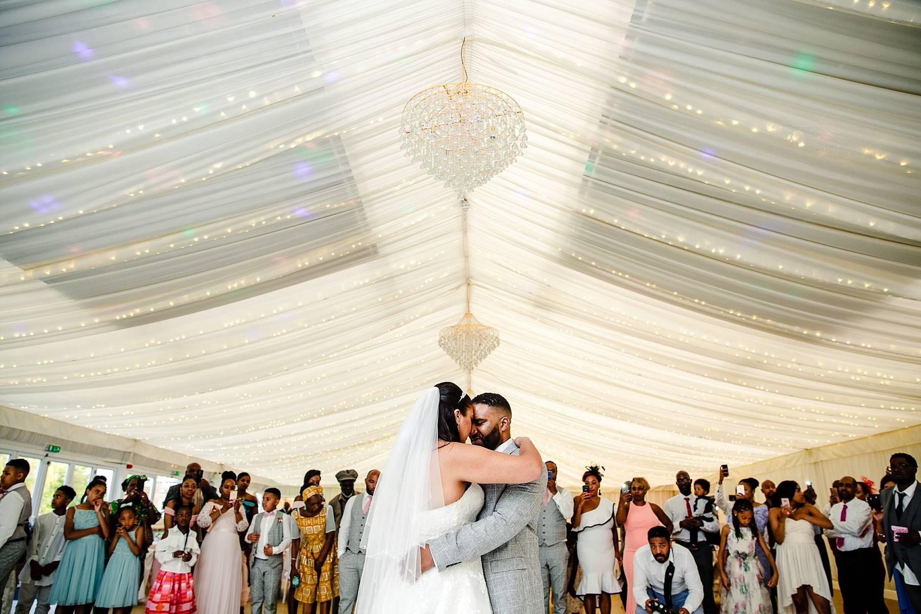 Quendon Hall Wedding Photography