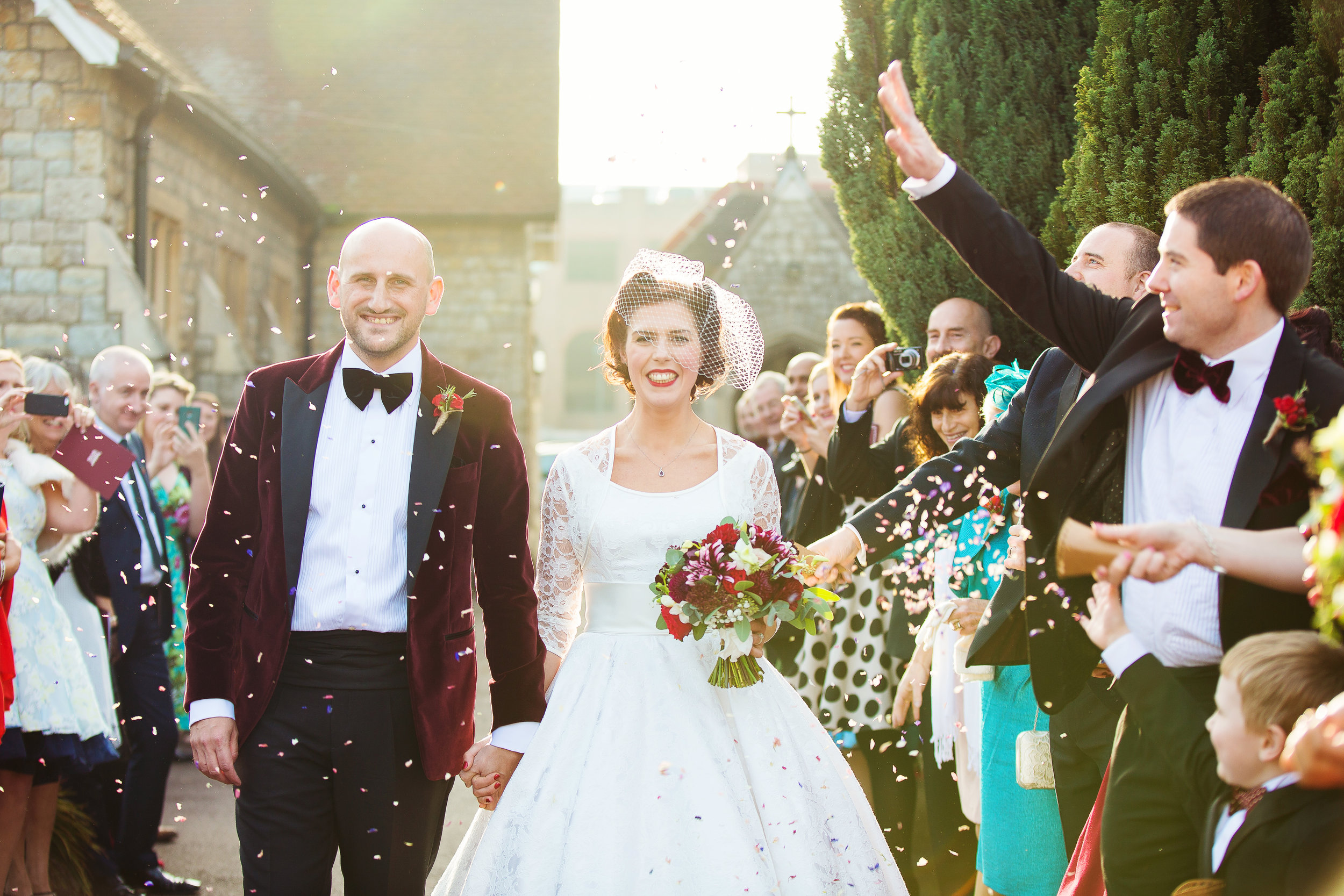 Rebecca & Richard's Autumn Wedding -