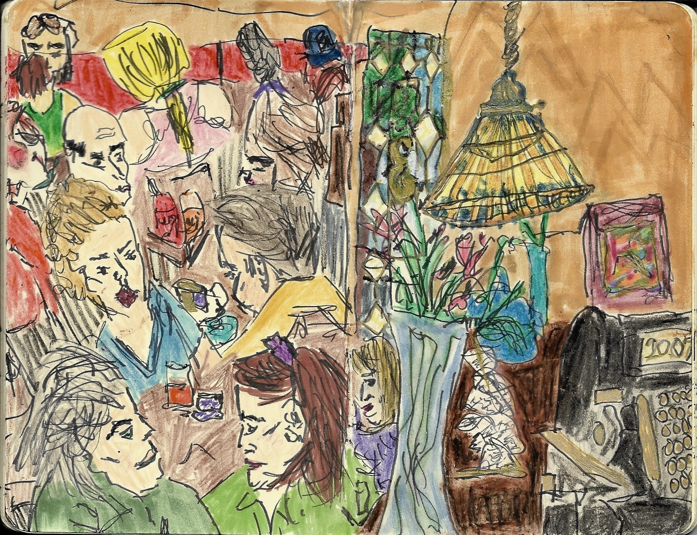 3rd Coast Café - by Marianne Maili