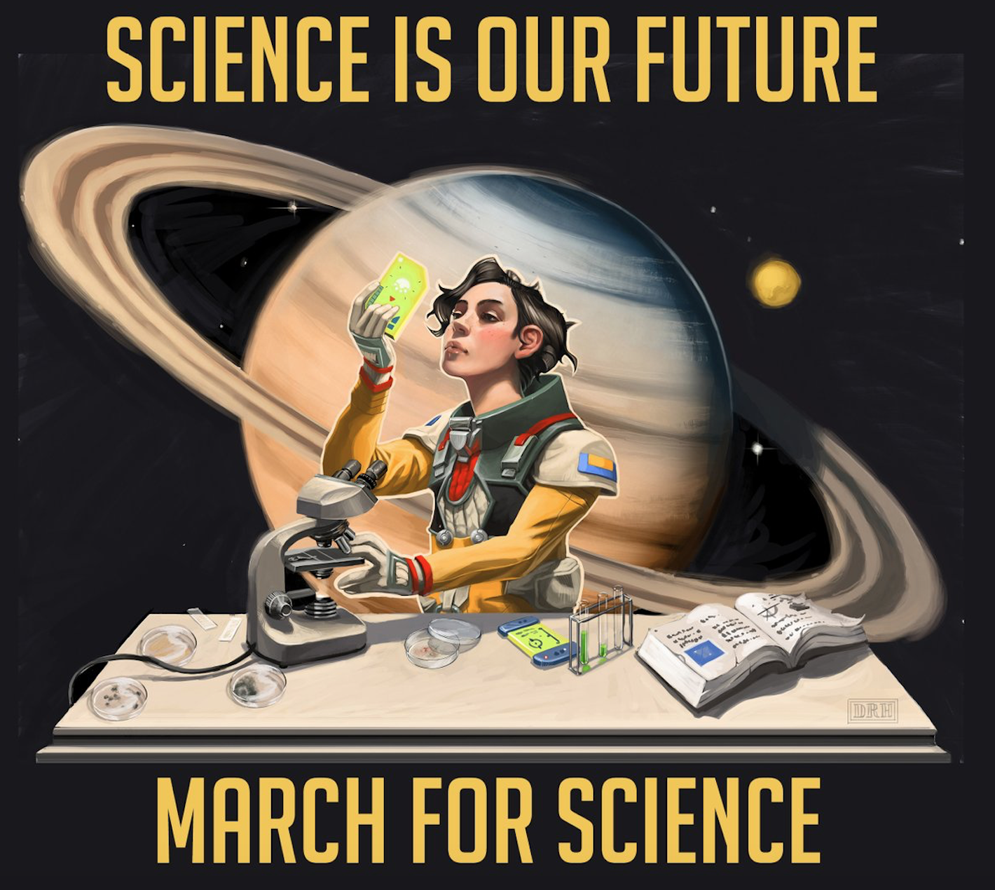 Science is Our Future