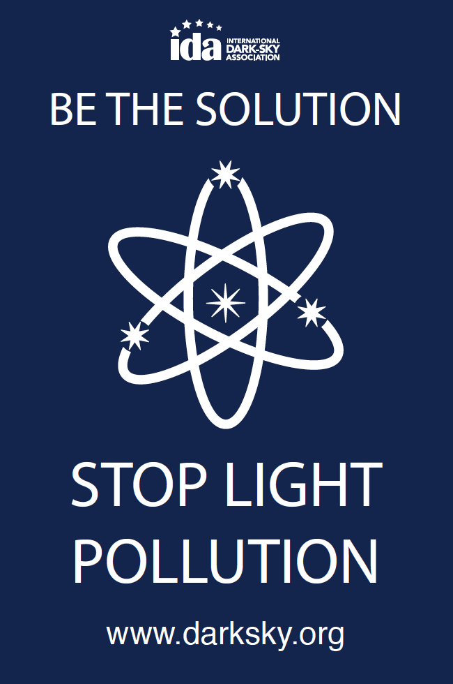 Be the Solution: Stop Light Polution